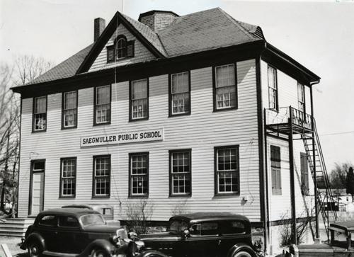 CHERRYDALE ELEMENTARY SCHOOL,
